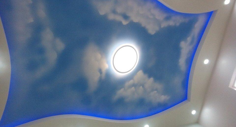 Thiết kế mẫu bầu trời đẹp